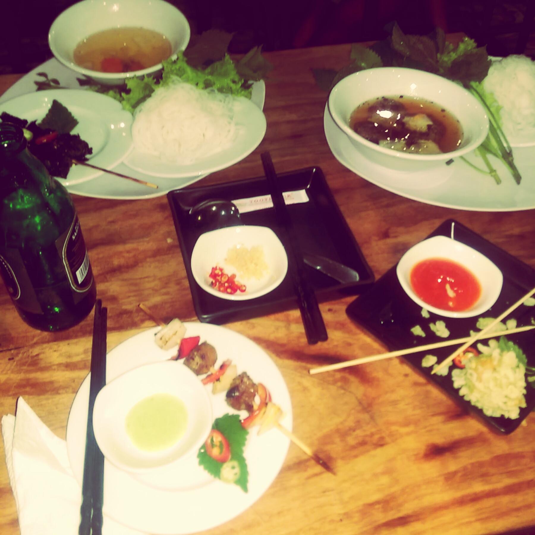 Best food saigon Vietnam Travel Blog