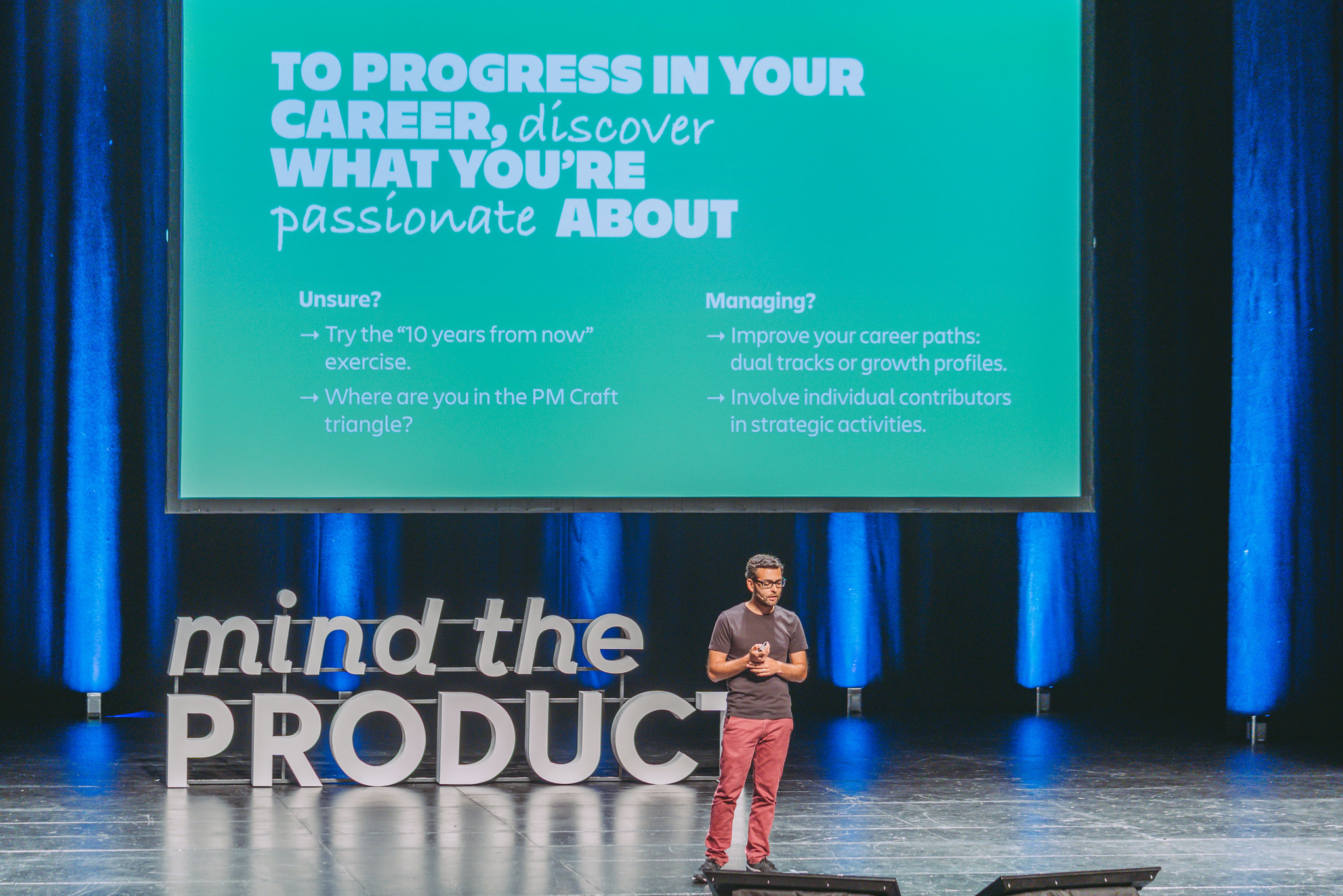 Here are my 9 Bits of Career Advice from Mind the Product Singapore 2019