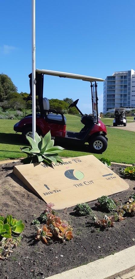 The Cut Mandurah Golf Course Western Australia - 18 holes links course